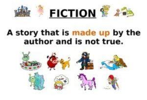 pengertian teks fiksi dan jenis masalahnya